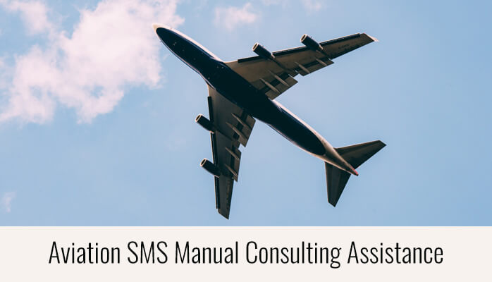 Aviation SMS Manual Consulting Assistance