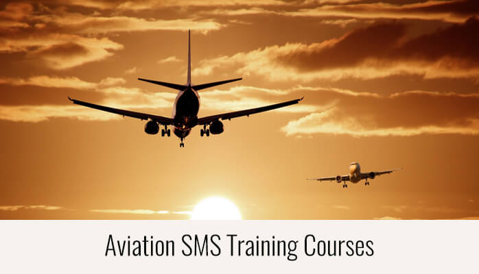Aviation SMS Training Courses